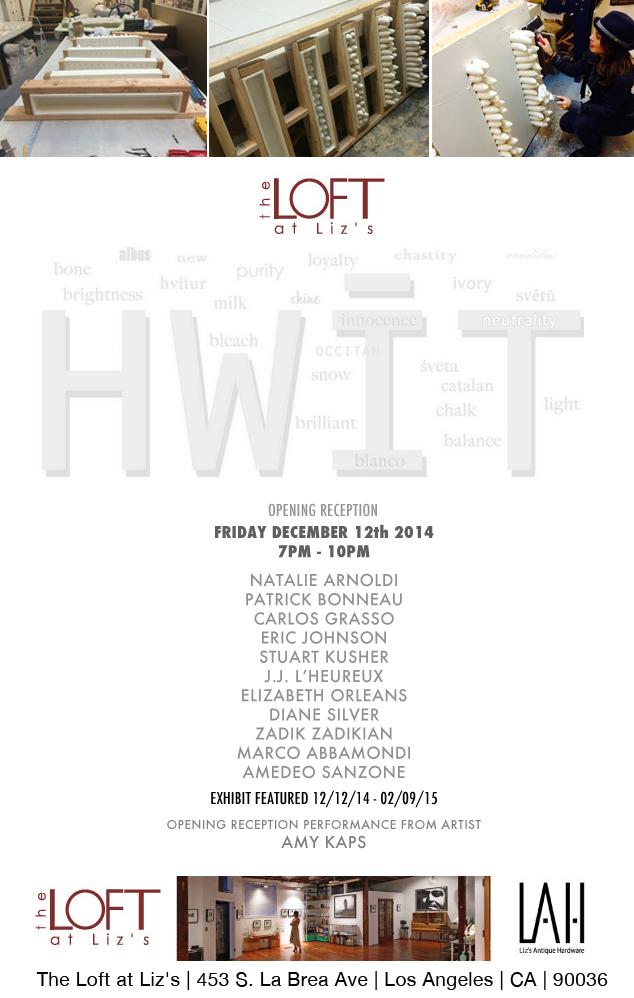 Dec 2014 Loft show